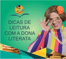 Dicas de Leitura com a Dona Literata